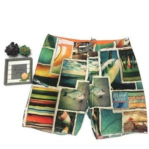 Quiksilver Waterman Collection Boardshorts